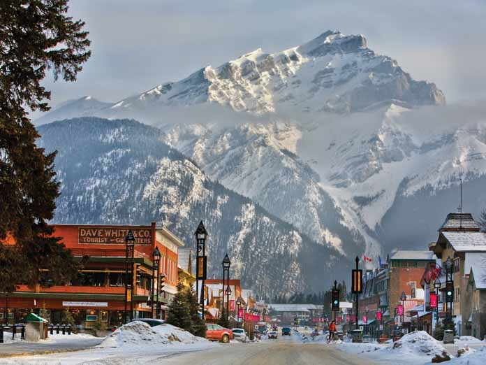 Reserve Your Hotel Room Now - CLE & SKI Feb. 23-25, 2017 at Banff